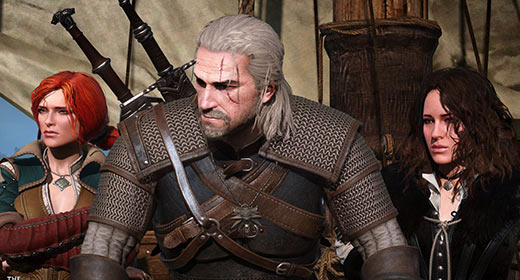 The Witcher Netflix Style
