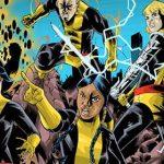 X-Men New Mutants And New Cast Members