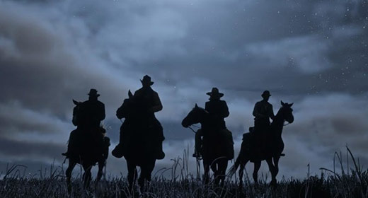 Breaking Down New Red Dead Redemption 2 Screenshots